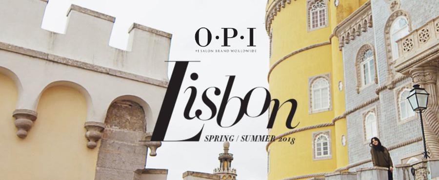 O.P.I Gelcolor & Lacquer – Lisbon spring – summer 2018